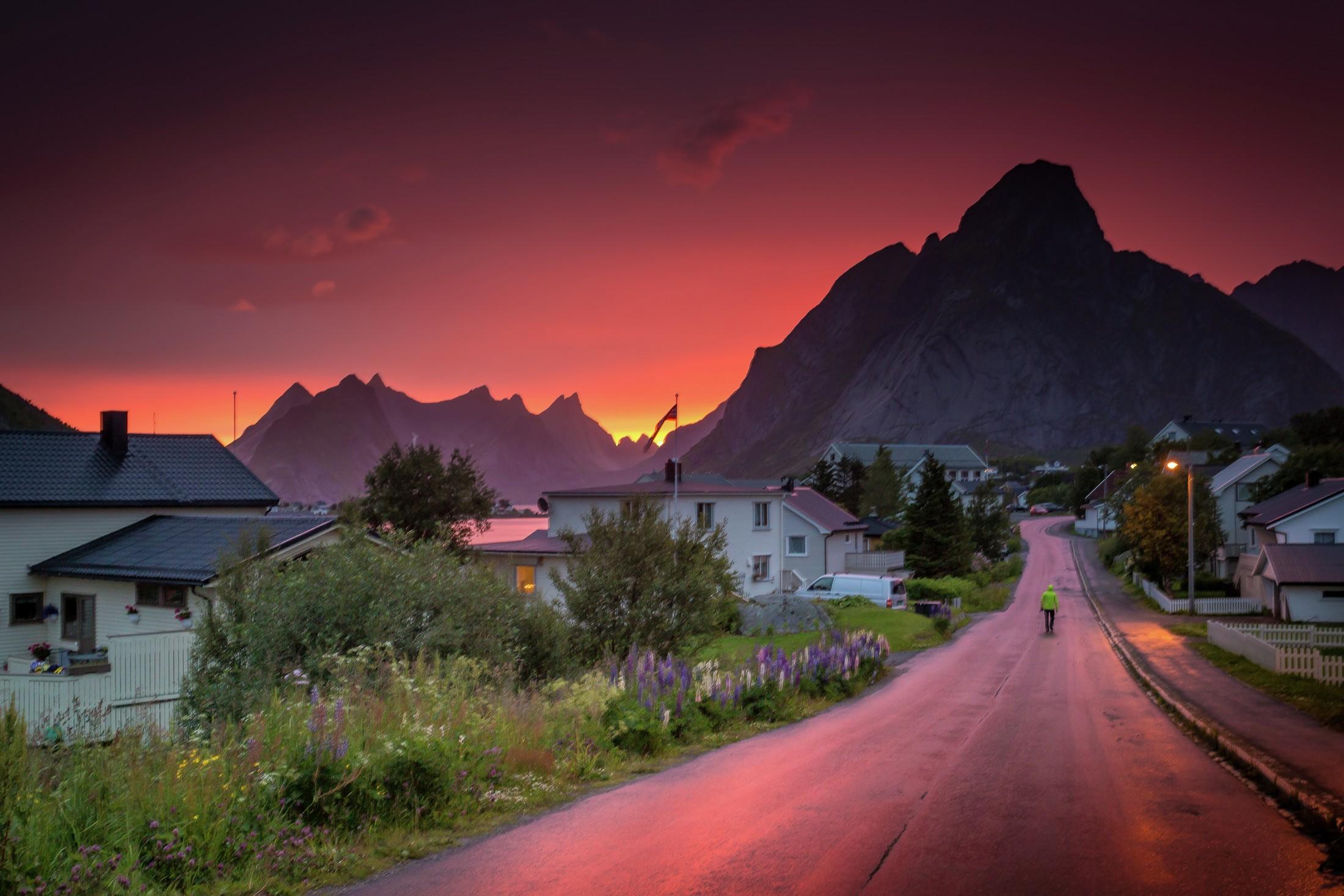 Cuando Viajar a Noruega
